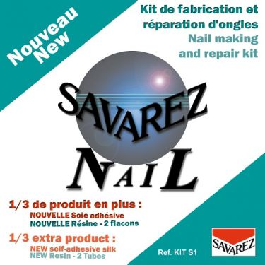 Savarez Nail set