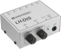 Omnitronic LH-015 2-Channel Mic/Line Mixer