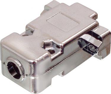 Valueline DSC-209M Computer Stik D-Sub 9-Pin Hood Sølv
