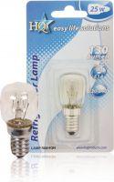 HQ LAMP R08HQN Køleskabspære E14 25 W