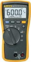 Fluke FLUKE 114 Digitalt multimeterTRMS AC 6000 Cifre 600 VAC 600 VDC