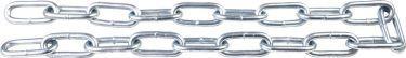 Eurolite Link Chain 8mm, WLL 200kg, 1m