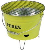 Grill - Barbecue lille og praktisk (Limegrøn)
