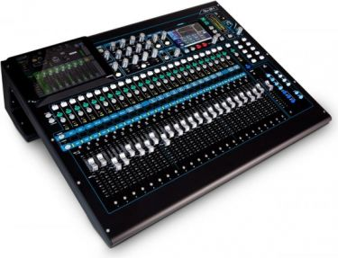 A&H Qu 24 Chrome digital mixer 24 Mic & 3 stereo input