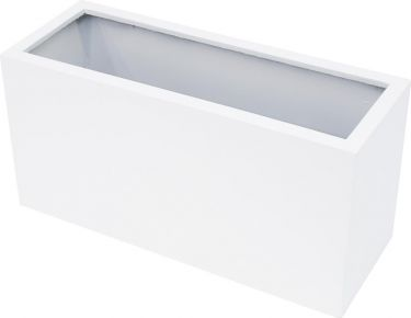 Europalms LEICHTSIN CUBE-40, shiny-white