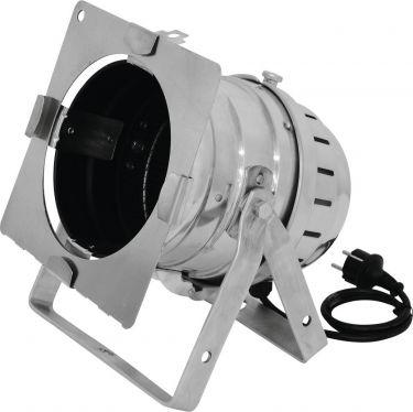 Eurolite PAR-56 Spot Floor with Plug sil