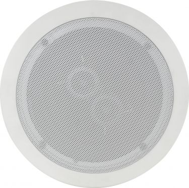 "16.5cm (6.5"")Dual voice coil Ceiling speaker with dual tweeters/ single"