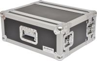 19' equipment flightcase - 4U (shallow)