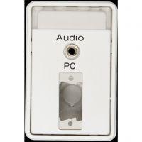 VGA-audio vegguttak ANT-4