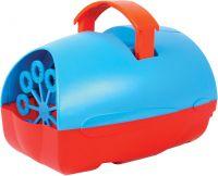 Mini party bubble machine