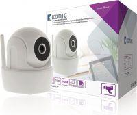 König SAS-CLALIPC10 HD Smart Ip-Kamera Indendørs 720P
