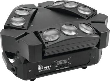 Eurolite LED Mini MFX-4 Beam Effect
