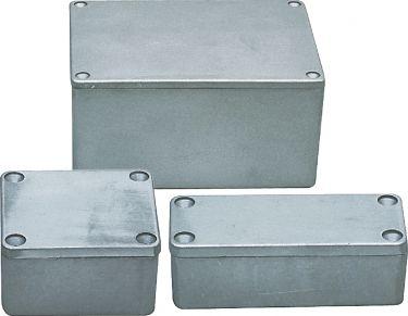 Fixapart Electrical Enclosure Aluminium Alloy Aluminium 64 x 58 x 35 mm, G104