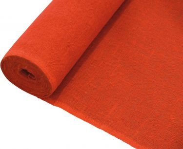 Europalms Deco fabric, red, 130cm