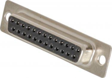 Valueline DSC-125 Computer Stik D-Sub 25-Pin Female Sølv