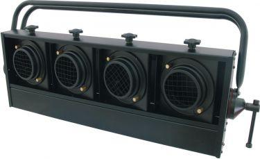 Eurolite Audience Blinder 4xPAR-36 horizontal bk
