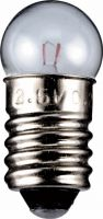 Bailey lights - Dværglampe - 12V / 417mA / 5W Globe, E10 sokkel (Ø15x29mm)