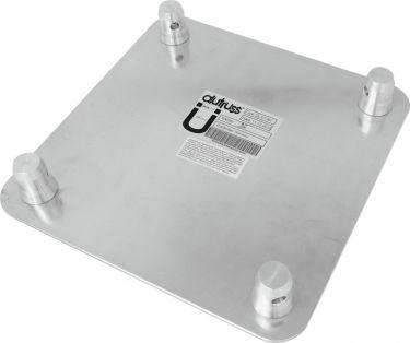 Alutruss QUADLOCK QL-ET34 End plate Male
