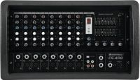 Omnitronic CS-408 Powered Mixer