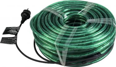 Eurolite RUBBERLIGHT RL1-230V green 44m