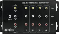 Eurolite VSD-104 Video distributor 1in4