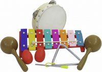 Dimavery Percussion-Set III, 7 parts