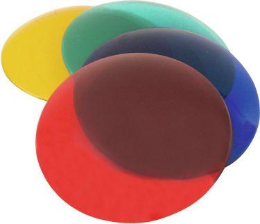 Eurolite Color Cap Set for PAR-36, 4 colors
