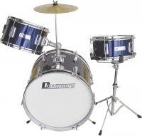 Dimavery JDS-203 Kids Drum Set, blue