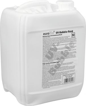 Eurolite UV Bubble Fluid 5l blue