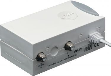 Triax CATV Forstærker 47-862 MHz 1 Udgang, 339501