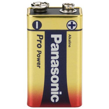 Batteri alkaline 9V LR-61