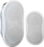 "Electro-Voice EVID FM4.2 4"" 2‑Way Flush‑Mount Loudspeaker"