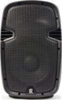 "SPJ-PA910 Mobile Amplifier ABS 10"" BT/VHF/USB/MP3"