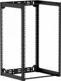 """Caymon 19"""" rack åben ramme 450 mm dyb, 18 unit"""