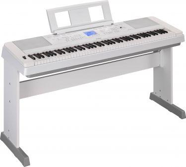 Yamaha DGX-660WH DIGITAL PIANO (WHITE)