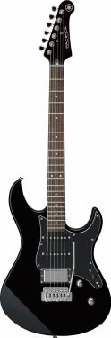 Yamaha PA612VII ELECTRIC GUITAR (BLACK SP)