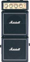 Marshall MS4 Micro Stack, Microstack Svart