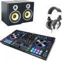 DENON DJ MC7000, PDSM6 & PH200 Hovedtelefon - Pakketilbud