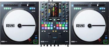 Rane SEVENTY-TWO Mixer & TWELVE DJ Controller - Pakketilbud