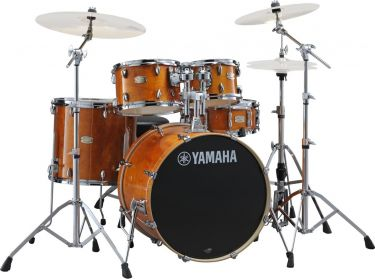 Yamaha SBP2F5HA STAGE CUSTOM BIRCH (HONEY AMBER + HW680W)