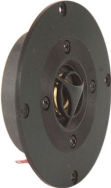 "4"" round dome tweeter, 40W rms, 8 Ohm"