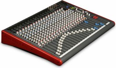 A&H ZED-24 Mixer 16 mono/4 stereo m/USB