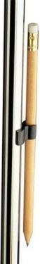 K&M blyantholder til 20 - 22 mm rør, sort