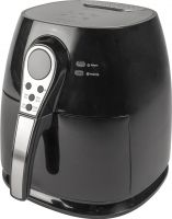 Azura Digital Hot Air Fryer 1400 W 3 l Black, AZ-AF20