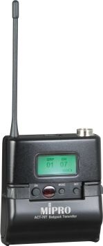 Mipro ACT72T lommesender metal 8S (823 - 831 MHz)
