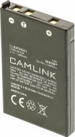 Camlink Rechargeable Lithium-Ion Camera Battery 3.7 V 1290 mAh, CL-BATENEL5