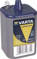 Varta Zinc-Chloride Battery 6 V 1-Pack, 430.101.111