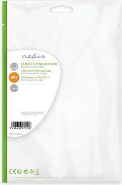Nedis Cat 6a SF/UTP Network Cable | RJ45 Male - RJ45 Male | 2.0 m | Green, CCGP85320GN20