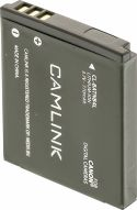Camlink Rechargeable Lithium-Ion Camera Battery 3.7 V 770 mAh, CL-BATNB4L