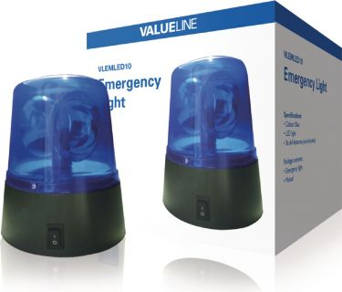 Valueline Nødbelysning AA 92 mm, VLEMLED10